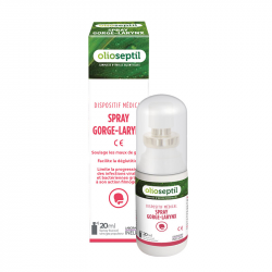 OLIOSEPTIL® SPRAY GORGE LARYNX